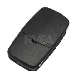 Coque de clé 2 boutons Audi A3, A4, A6 pile CR1616