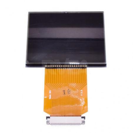 Ecran LCD pour commande climatisation Saab