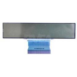 Ecran LCD pour commande climatisation pour Renault