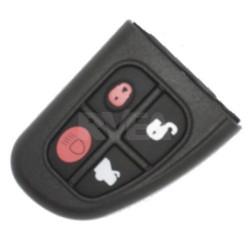 Coque télécommande 4 boutons pour Jaguar