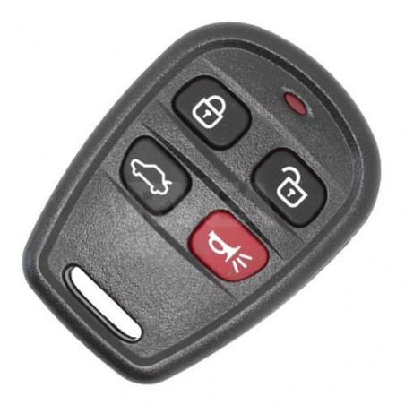 Coque télécommande 4 boutons pour Kia