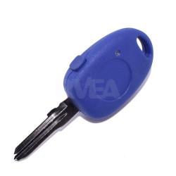 Coque de clé 1 bouton Fiat Multipla