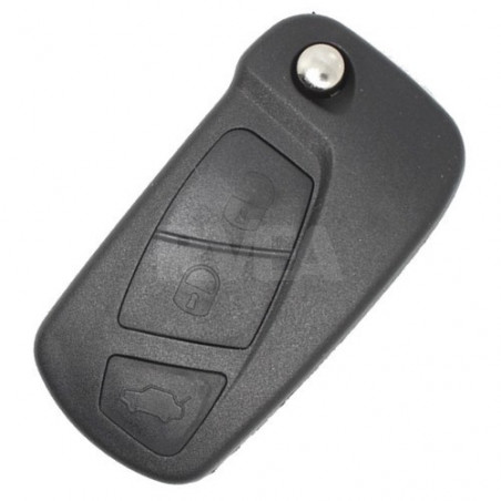 Coque de clé 3 boutons pour Ford