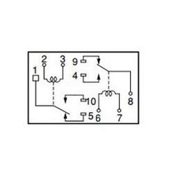 Relais pour la réparation de plusieurs unités EP23N1ST
