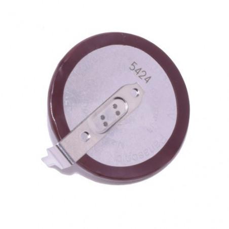 Pile bouton rechargeable VL2330 pour clé Land Rover