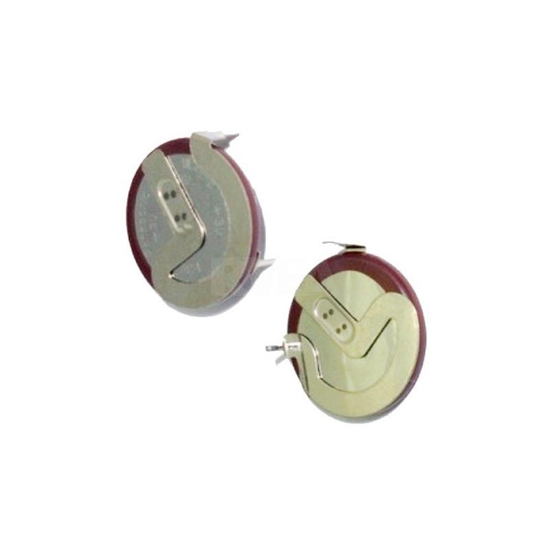 Pile bouton rechargeable VL2020 pour clé Mini Cooper
