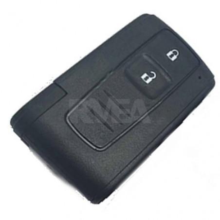 Coque télécommande 2 boutons pour Toyota
