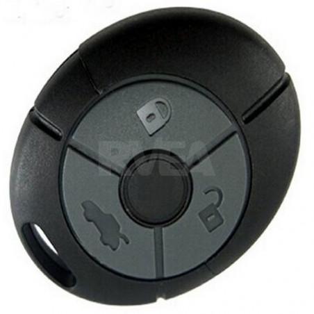 Coque télécommande 3 boutons pour MG