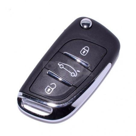 Coque de clé 3 boutons DS