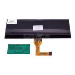 Ecran LCD sombre pour afficheur central multifonction Citroën C8