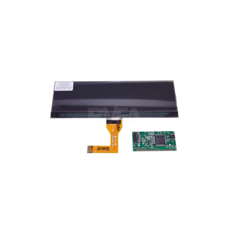 Ecran LCD sombre pour afficheur central multifonction Fiat Ulysse