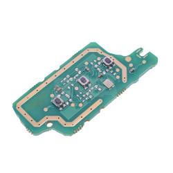 Circuit imprimé CE0536 pour coque de clé 3 boutons Citroën