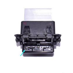 Résistance de ventilation Citroën C3 Picasso, C4 détrompeur connecteur à gauche