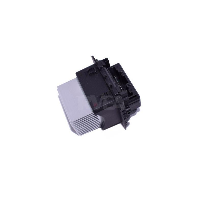 Résistance de ventilation Peugeot 207, 208, 308 détrompeur connecteur à gauche