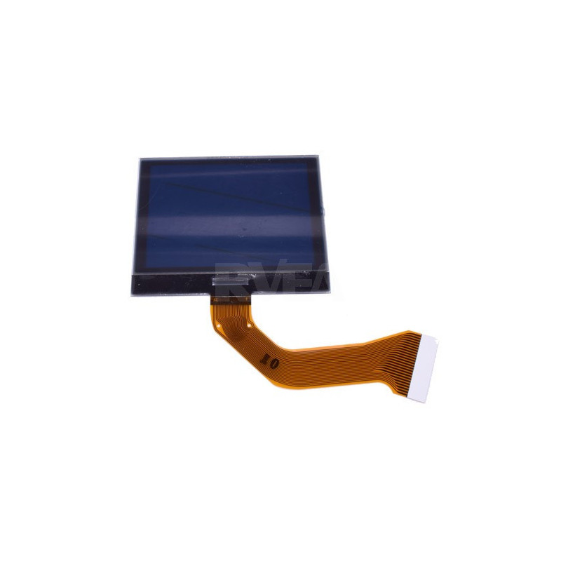 Ecran LCD pour compteur Porsche Cayenne écriture rouge