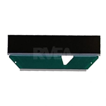 Ecran LCD multifonction pour Saab nappe verte