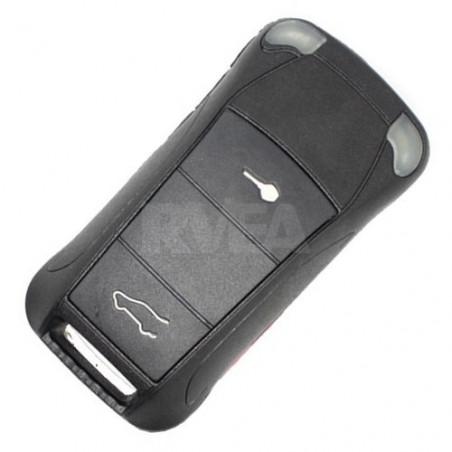 Coque de clé plip 2 boutons pour Porsche