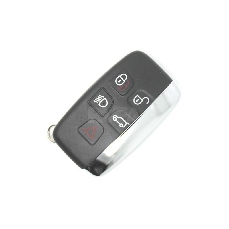 Coque télécommande 5 boutons pour Land Rover Defender
