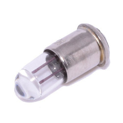 Ampoule miniature pour clé de voiture
