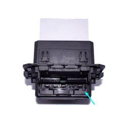 Résistance de ventilation DS DS4 détrompeur connecteur à droite