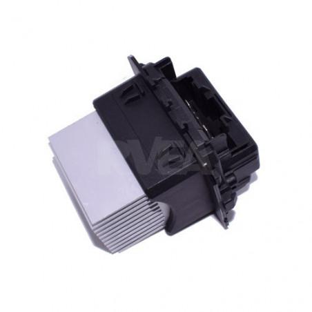 Résistance de ventilation Peugeot 207, 208, 308 détrompeur connecteur à droite