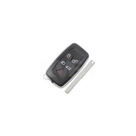 Coque télécommande 5 boutons pour Land Rover Discovery