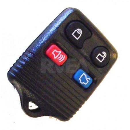 Coque télécommande 4 boutons pour Ford