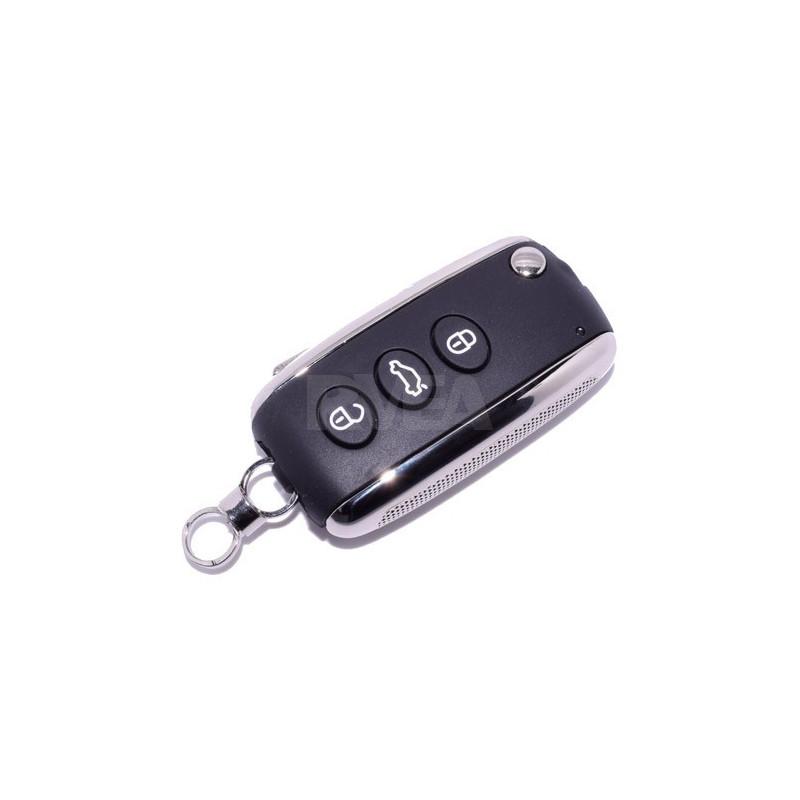 Coque de clé 3 boutons Bentley GTC