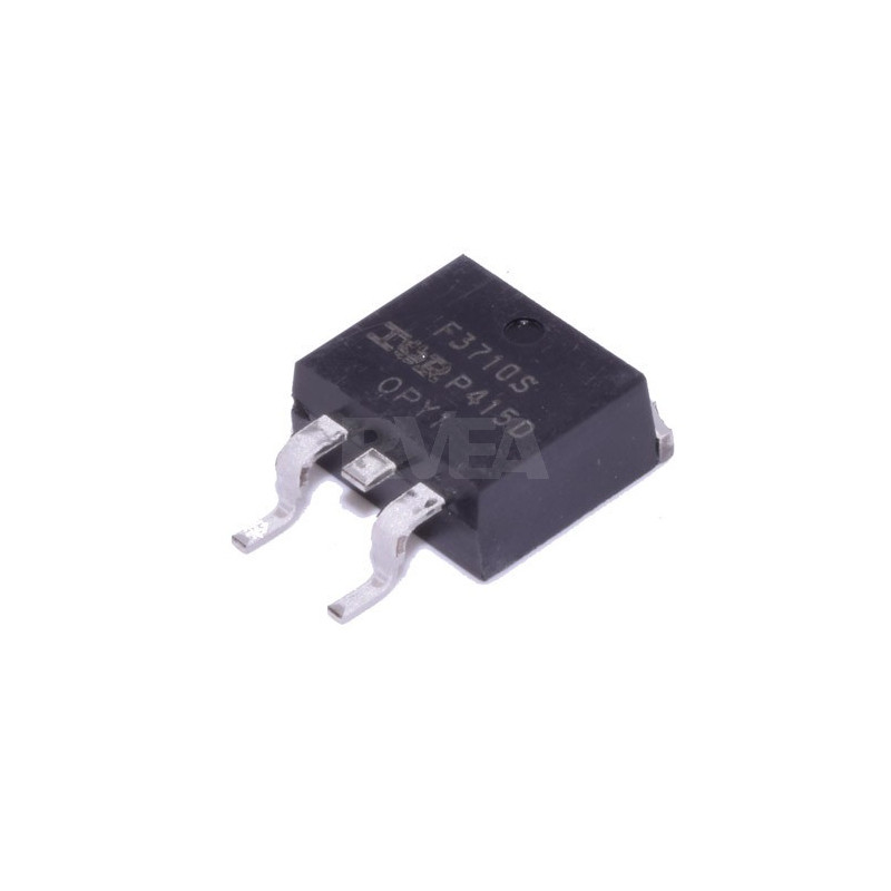 Transistor IRF3710S pour la réparation de compteur Scenic 2
