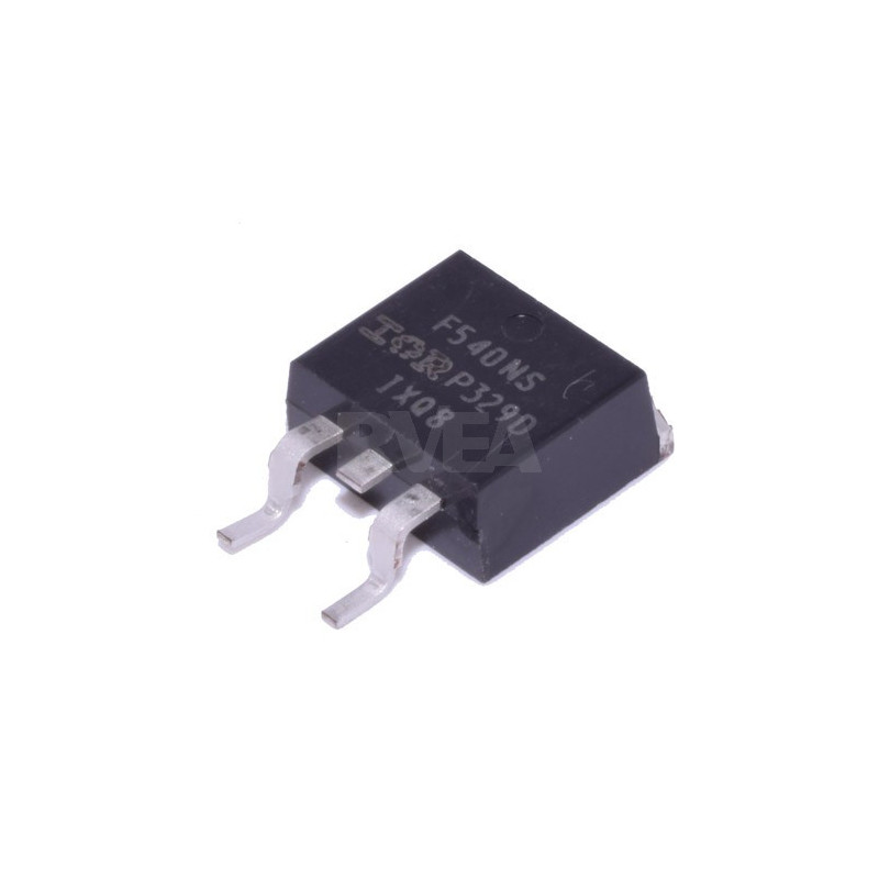 Transistor IRF540NS pour la réparation de compteur Espace 4