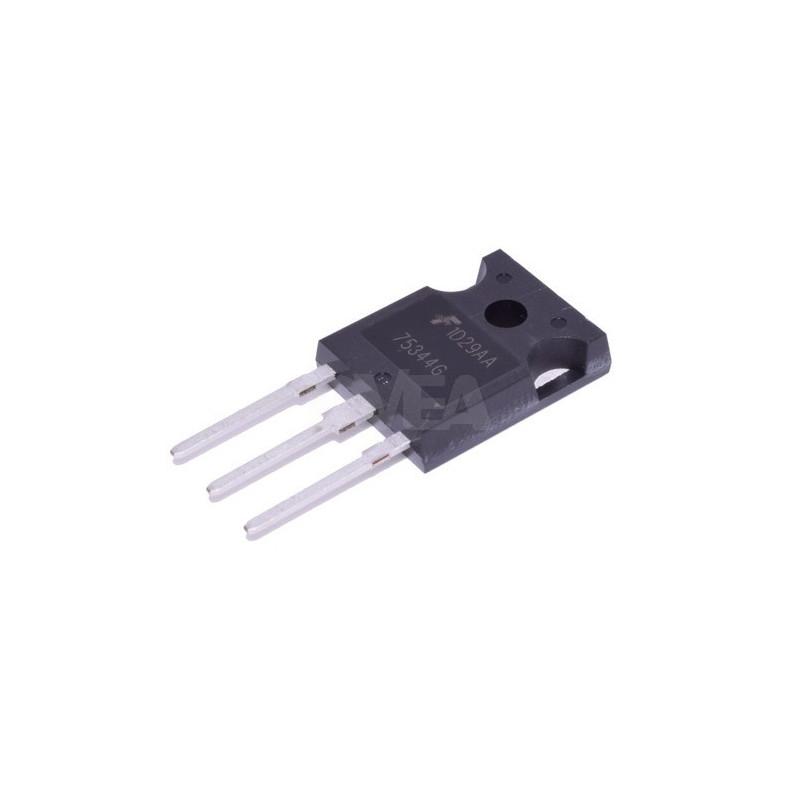 Transistor de puissance HUF75344G3 pour résistance de ventilation