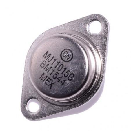 Transistor de puissance MJ11015 pour résistance de ventilation