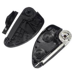 Coque de clé 2 boutons Alfa Romeo 147, 156, 159, 166, GT avec LED