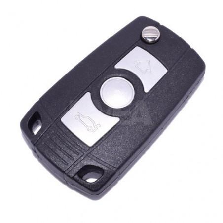 Coque de clé transformable 3 boutons Bmw E46, E60, E64