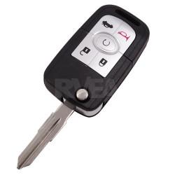 Boitier de clé 5 boutons Buick