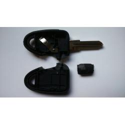 Coque de clé 1 bouton pour Iveco