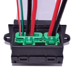 Connecteur pour résistance de ventilation Peugeot 6441L2