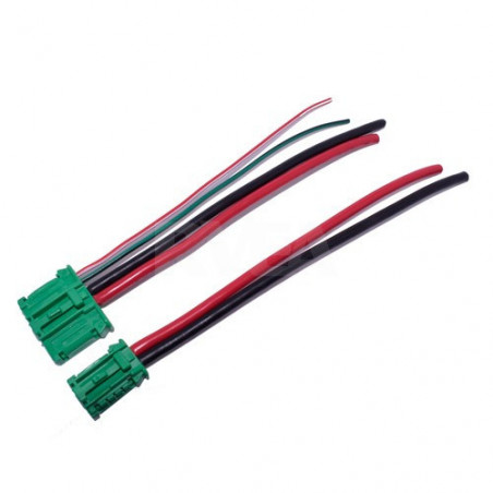 Connecteur pour résistance de ventilation Renault 7701048390