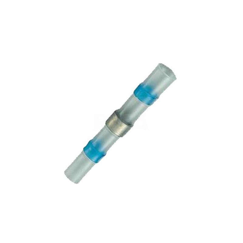 Cosse thermo rétractable pour soudage bleu