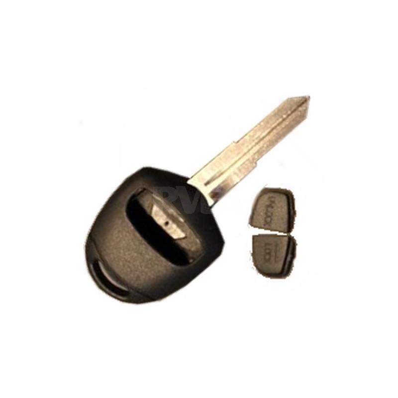 Coque de clé 2 boutons pour Mitsubishi