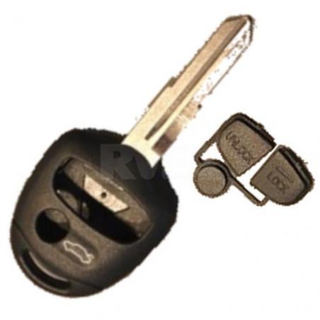 Coque de clé 3 boutons pour Mitsubishi