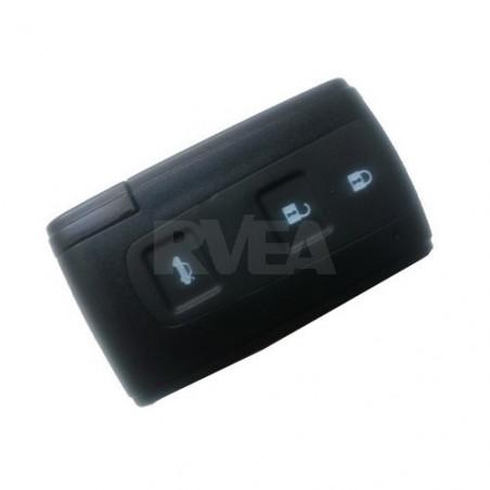 Coque télécommande 3 boutons pour Daihatsu