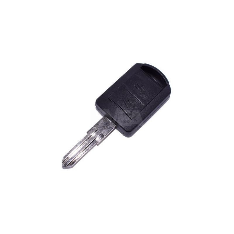 Coque de clé 2 boutons Opel insert HU46