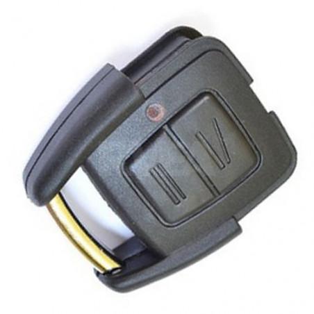 Coque télécommande 2 boutons pour Opel