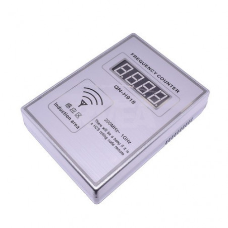 Fréquencemètre Radio Digital 200MHz ~ 1GHz