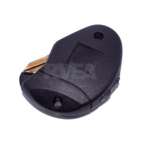 Télécommande 2 boutons Citroën Evasion, Jumpy, Xantia Phase 2, Xsara