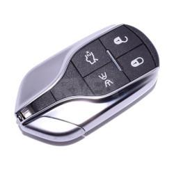 Coque de clé télécommande 4 boutons Maserati