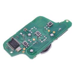 Circuit imprimé FSK CE0523 pour coque de clé 3 boutons Citroën