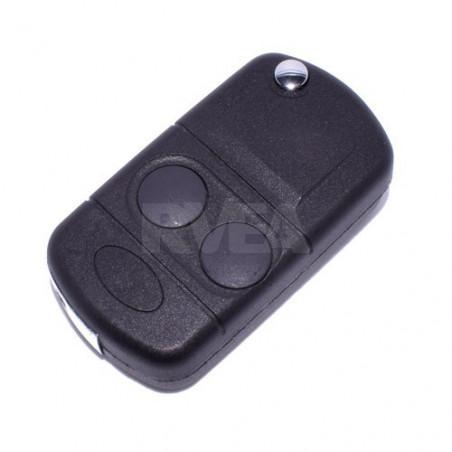 Boitier 2 boutons pour transformer votre télécommande en clé pliante Rover