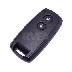 Coque de clé télécommande 2 boutons Suzuki Swift